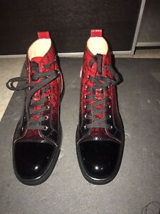 sneakers basket Louboutin