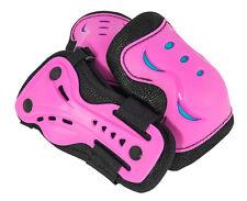 SFR Essentials Ac760 Junior 3 Pad Set in Hot Colours - Pink Medium