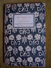 """""""Antigone – Eine Tragödie des Sophokles"""" von August Böckh"""