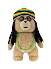 Talking Ted Rasta Bear