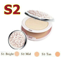 Mistine Flowers BB Powder Foundation Clear Oil Wrinkle Prevention SPF 25PA++ #S2