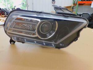 2013-2014 Ford Mustang GT RH Passenger Headlight HID LED OEM