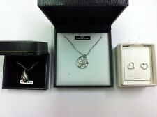 Sterling silver jewellery gift set