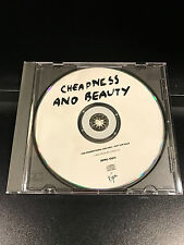 Culture Club Boy George Cheapness And Beauty Promo 6 Song Sampler Virgin 1995
