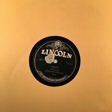LANE'S DANCE ORCHESTRA - Adoring You (Ziegfeld)  VG 78rpm Shellac Record (7065)