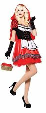 RED HOOD SWEETIE, CHAPERON ROUGE COSTUME, COSTUMES ADULTES, DEGUISEES #FR