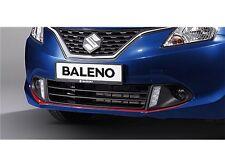 Decorazione spoiler rosso Nuova Suzuki BALENO 2016