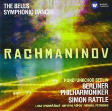 ergei Rachmaninov - Rachmaninov: The Bells; Symphonic Dances [CD]