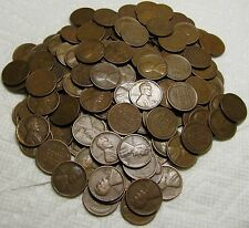 2 ROLLS OF 1929 S SAN FRANCISCO LINCOLN WHEAT CENTS FROM PENNY COLLECTION