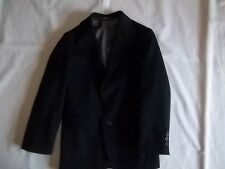 Boys CLASS CLUB Black 8% Wool BLAZER JACKET 8 R Regular Dressy Suit Coat