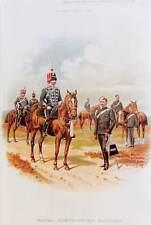 Royal North Devon Hussars Uniforms Reprint