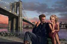 Chris Consani Brooklyn Nights James Dean Marilyn Monroe Film Print Poster 24x36
