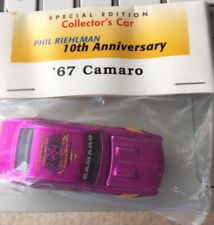 2nd annual hot wheels collectors nationals Pink '67 Camaro
