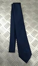 More details for genuine british made the scout association approved dress uniform blue neck tie