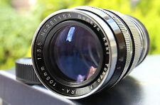 Komura 105mm F3.5 Lens / Leica 39mm Screw Mount LTM L39