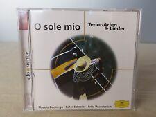 CD: O Sole Mio - Tenor Arien & Lieder von Wunderlich,Domingo,Schreier (1998)