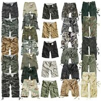 Surplus Raw Vintage Airborne Trooper Legend Engineer Cargo Shorts Bermuda