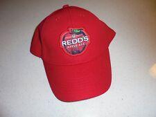 ADULT RED REDDS APPLE ALE ADJUSTABLE HAT - NEW