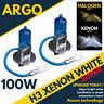 H3 100w Xenón MUY Blanco 453 Bombillas Para Faros HID APRILIA RS 125 ( GS / MP )