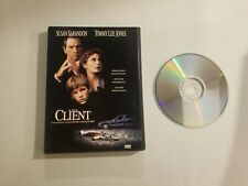 The Client (DVD, 1997, Snapcase)