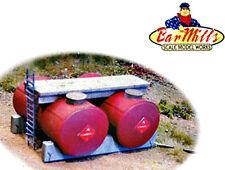 BAR MILLS 2003 HO Twin Horizontal Fuel Tanks Kit     MODELRRSUPPLY-com