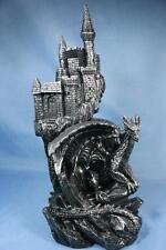 Dragon Statue Dragon on Castle Statue Sculpture Large Guard Of Castle New