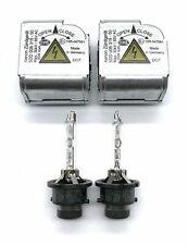 2x New OEM Mercedes R Class Xenon Igniter HID D2S Light Bulb Kit Ignitor Socket