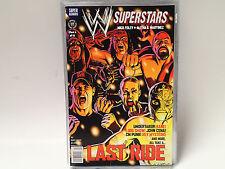 "WWE SUPERSTARS #4 (of 4) Super Genius Comics 2014  VF ""Last Ride"" by Mick Foley"