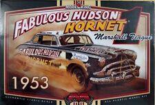 Moebius 1206 - 1953 Fabulous Hudson Hornet 1/25 Scale Model Kit #1206 Model King
