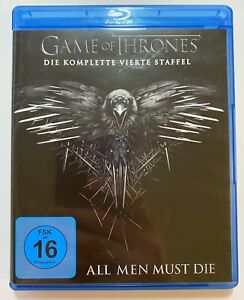 Game of Thrones Staffel 4 Blu Ray