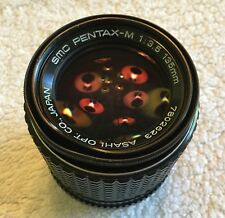 SMC PENTAX-M 135mm 3.5 PRIME LENS with PENTAX K MOUNT has LIGHT FUNGUS