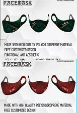 Reusable Customized Face Cover
