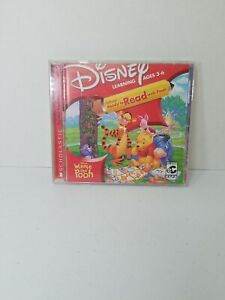 Disney Winnie the Pooh : Ready to Read with Pooh (PC Learning GAME)