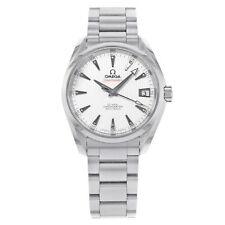 Omega Seamaster Aqua Terra 231.10.39.21.54.001 Steel Automatic Midsize Watch