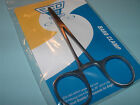 """ECO by Dr Slick 5"""" Barb Clamps Straight Hemostats Fly Fishing Tools Clamp ECNH5"""