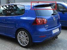 VW GOLF MK5 V R32 LOOK ROOF SPOILER NEW