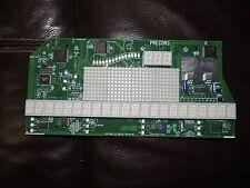 Precor 556i elliptical console display board