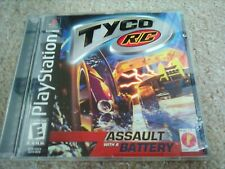 US IMPORT GAME - TYCO RC ASSAULT WITH A BATTERY - SONY PLAYSTATION 1 PS1