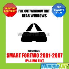 SMART forum 2001-2007 5% Limo POSTERIORE TASTINI finestra Tinta