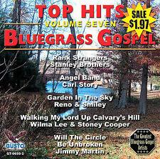 ~COVER ART MISSING~ Bluegrass Gospel CD Bluegrass Gospel 7 Single