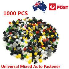 1000 x Car Door Trim Panel Clip Fastener Bumper Retainer Push Rivet (AU Stock)