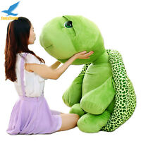 Giant Big Tortoise Turtle Plush Soft Doll Stuffed Animal Pillow For Children Toy