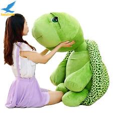 Hot Fancy Doll 59'' 150Cm Jumbo Giant Plush Stuffed Turtle Tort 00006000 oise Toy 5 Sizes