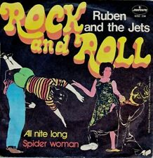 """RUBEN AND THE JETS """"ALL NIGHT LONG"""" 7' Italy mint FRANK ZAPPA"""