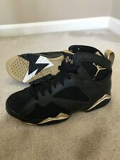 Nike Jordan 7 Gmp Sz 9 gold 6 pack bordeaux hare olympic concord bred dmp 11 low