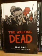 The Walking Dead Book 8 (of 16) Hardcover Includes issues 85-96 of the comic.
