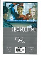 CIVIL WAR: FRONT LINE # 2 (AUG 2006), NM
