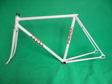 Level White NJS Approved Keirin Frame Set Track Bike Fixed Gear 50.5cm