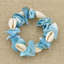 Beach Baby Shell Bracelet Handmade Bangle Girls Gift Charm Jewelley Multicolor