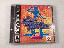 Dance Dance Revolution Konamix  - New Sealed - PS1